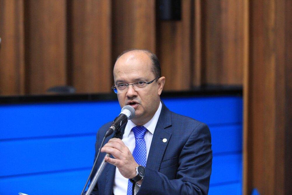 PL de Barbosinha dá direito a servidores da segurança pública de comprar  arma ao aposentar — Barbosinha - Deputado Estadual do MS